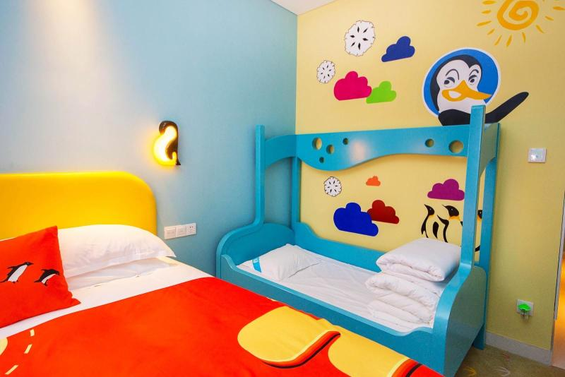 Chimelong Penguin Hotel  Room Type