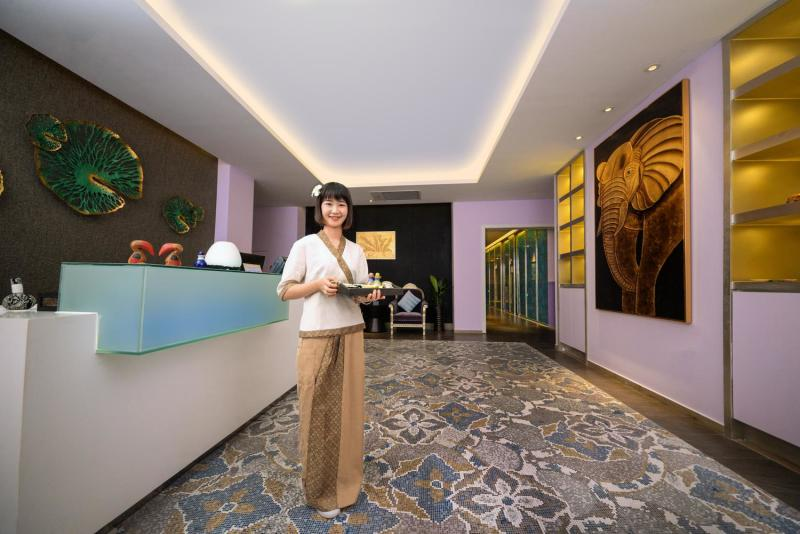 Chimelong Penguin Hotel  Leisure room